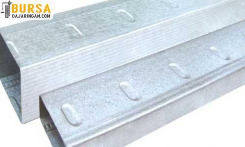 Jenis Hollow Aluminium