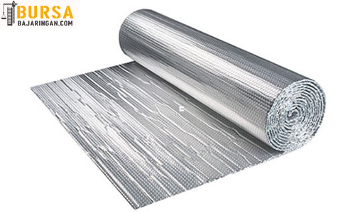 Harga Aluminium Foil Bubble Double Sided