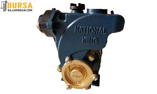 National King GP 125