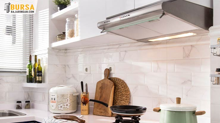 Exhaust Fan Cooker Hood
