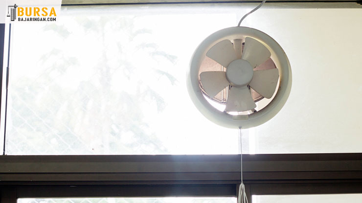 Exhaust Fan Window Mount