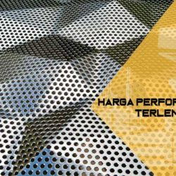 Harga Perforated Metal