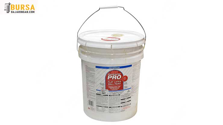 ACE Contractor Pro Cat Dinding Interior