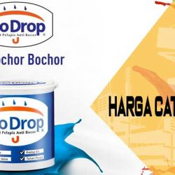 Harga Cat No Drop