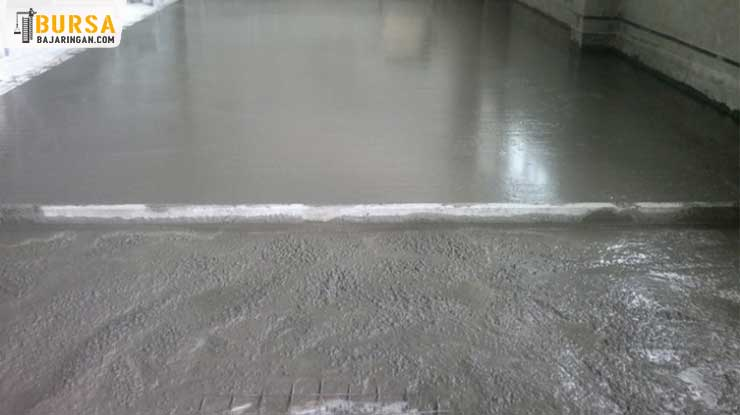 Screed Beton