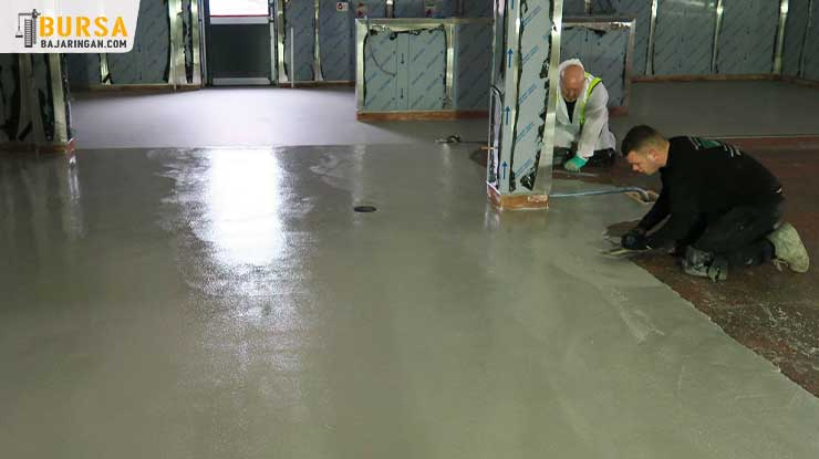 Screed Epoxy